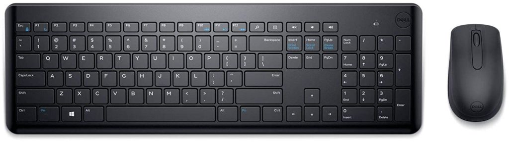 Dell KM-117: https://honestreviews.in/best-wireless-keyboard-and-mouse-combo-under-1000